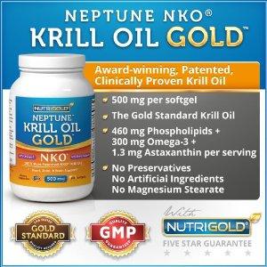 Best krill oil for Megared vs fish oil